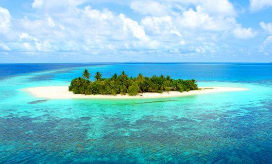 爱上马尔代夫-宁静岛【奢华岛屿】