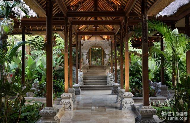 酒店外观; 巴厘岛皇家彼特曼哈酒店5天3晚自由行