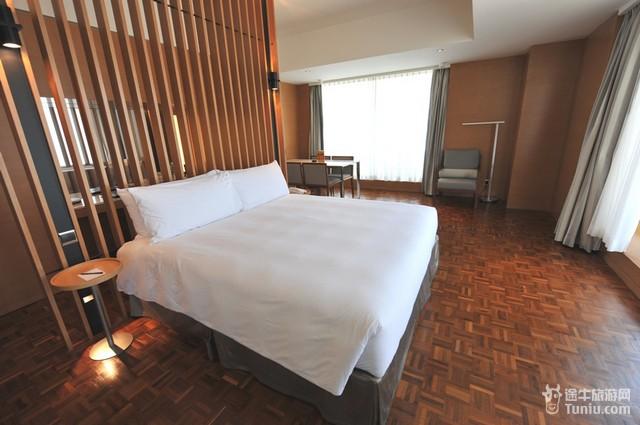 香港如心海景酒店
