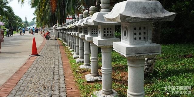 海南三亚南山佛教文化苑