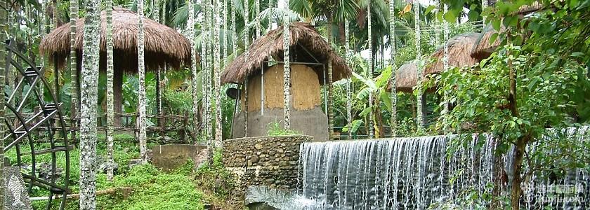 海南三亚槟榔谷