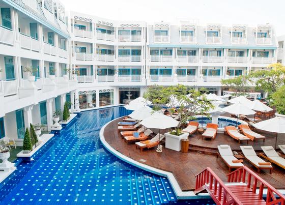 安达曼海景酒店