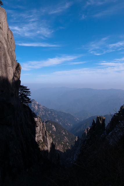 黄山玉屏景区