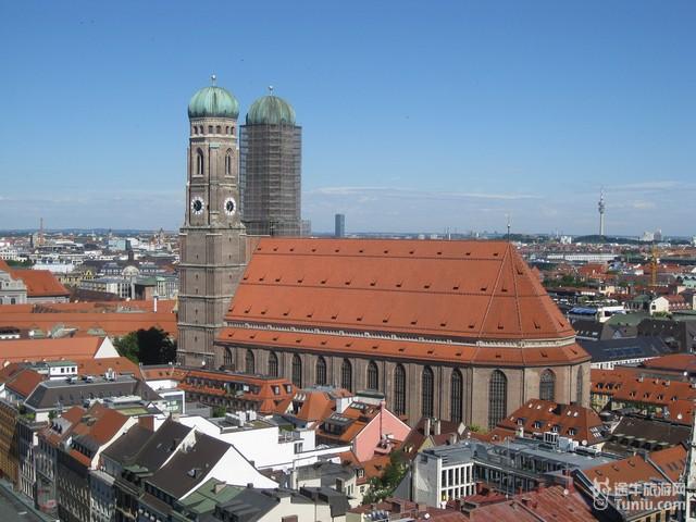 瑞士圣彼得教堂