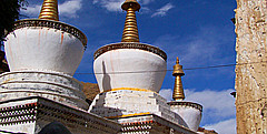 西藏扎什伦布寺