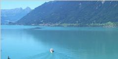 瑞士布里恩茨湖