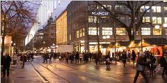 瑞士班霍夫大街