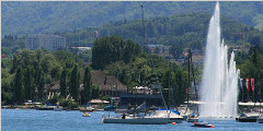 瑞士苏黎世湖