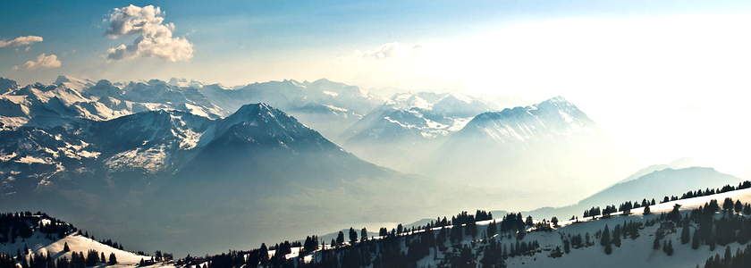 瑞士瑞吉山