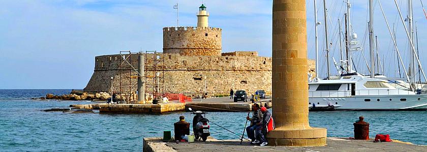 亚历山大灯塔_埃及旅游图片相册