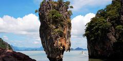 普吉岛攀牙湾——007岛
