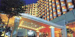 香港华丽精品酒店