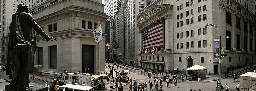 Gallery images and information: wall street bull white background