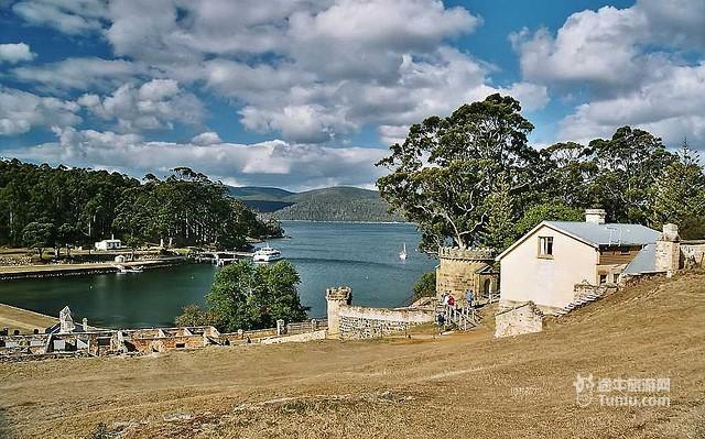 【澳洲阿瑟港:世界上风景绝佳的古老监狱】图片