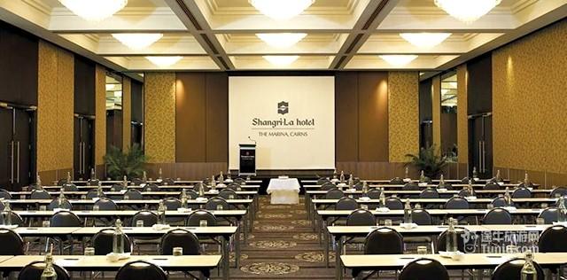 凯恩斯香格里拉大酒店拥有市中心最理想的酒店会议场地.