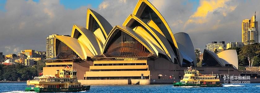 澳大利亚悉尼旅游景点_澳大利亚悉尼景点
