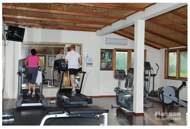 20平米健身房装修设计