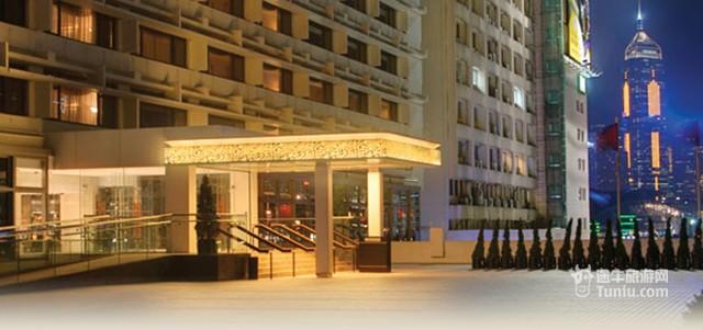 马哥孛罗香港酒店图片