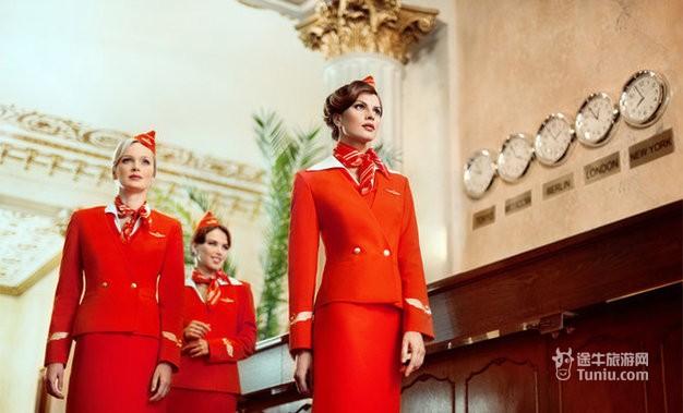 俄罗斯空姐美图大放送_欧洲旅游资讯_途牛