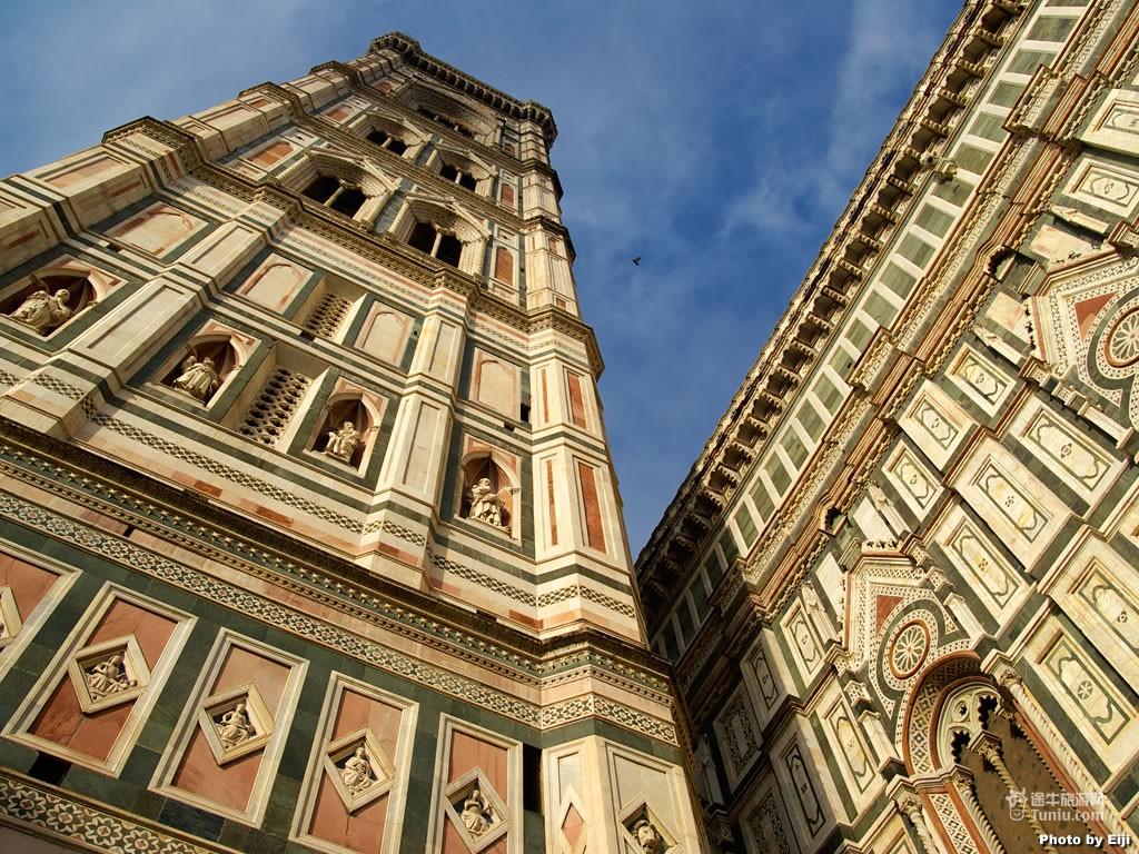 【跟着电影游欧洲】《看得见风景的房间》之意大利佛罗伦萨