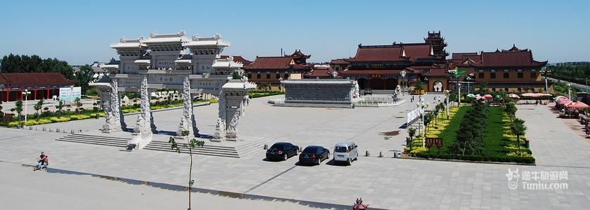 禹王亭遗址在禹城县的十里望