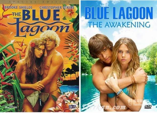 好莱坞名片《重返蓝色珊瑚礁》即以此岛山中的布马