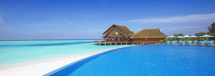 lux*度假村 神仙珊瑚岛 尼亚玛岛度假村 港丽岛 安娜塔拉吉哈瓦岛