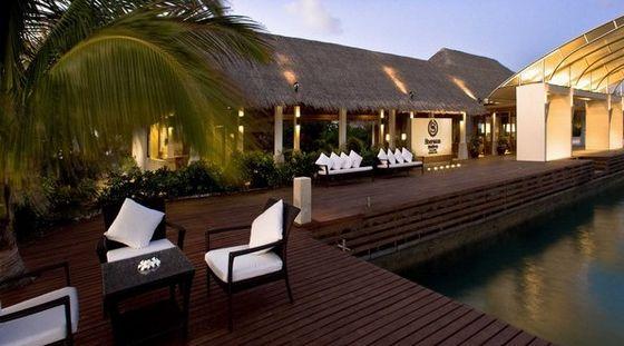 马尔代夫满月岛喜来登度假酒店
