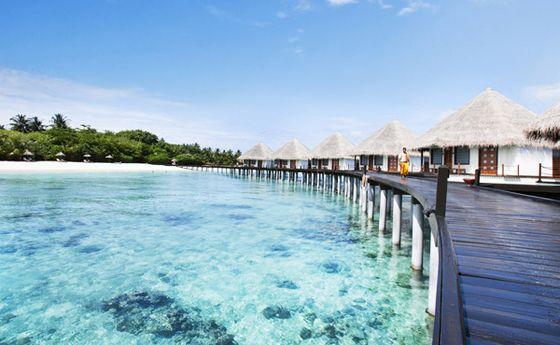马尔代夫蜜杜帕卢岛
