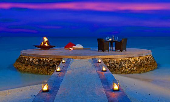 马尔代夫岛屿系列:宁静岛w